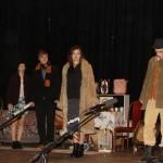Divadelné predstavenie:Kým kohút nezaspieva