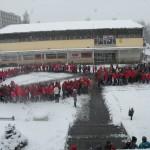 Červená stužka - Medzinárodný deň boja proti AIDS