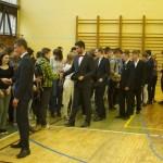Rozlúčka maturantov