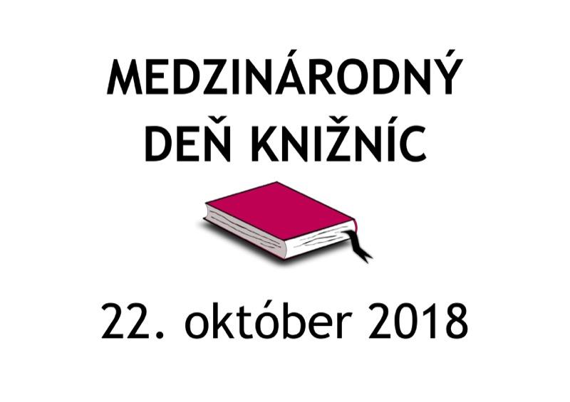 Medzinárodný deň knižníc