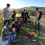 Zoznamovací táborák