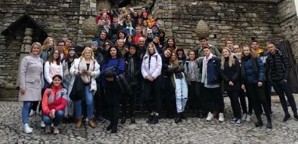 ERSMUS+ - na Oravskom hrade