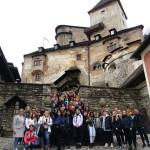 ERSMUS1 - na Oravskom hrade
