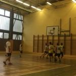 Okresné kolo v basketbale