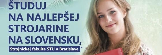 Študuj strojárinu v Bratislave